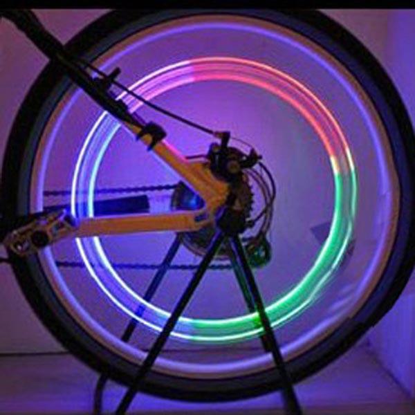 Fiets Spaak Ventiel LED Verlichting - shopvanalleswat.nl