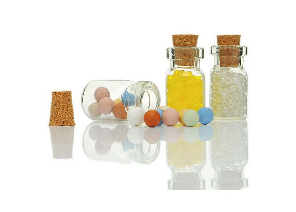 Message Bottles With Cork